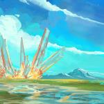 La Nouvelle Terre et l'énergie cristalline.